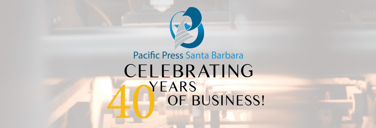 Pacific Press – Printing & Copying in Santa Barbara for over 40 years